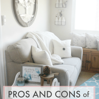 Pros and Cons of Small Home Living