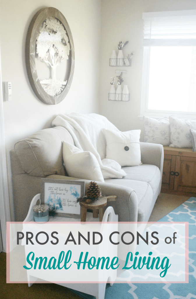 Pros and cons of small home living my wee abode Pros and cons of living in an apartment