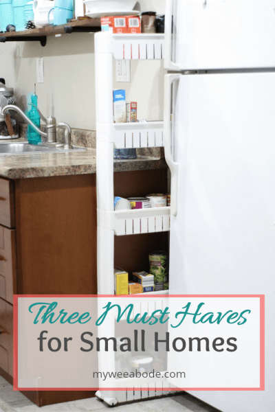 Three Items Every Small Home Should Have