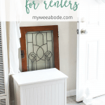 three items every small home should own storage bench at entry way with decor items