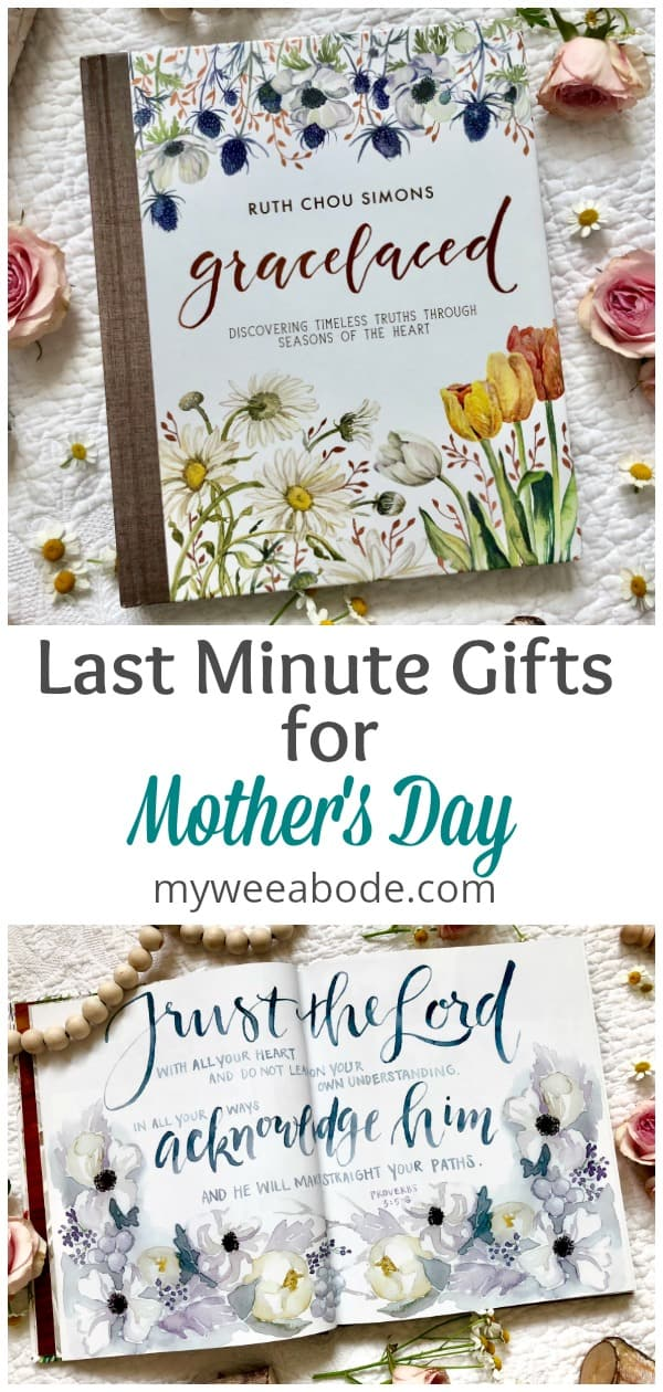last minute mother's day gifts that mom will love
