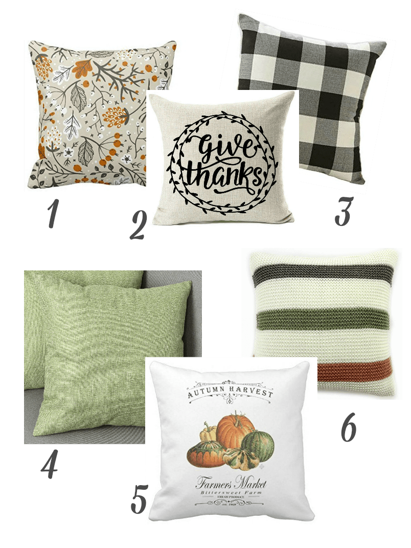 tuesday turn about #5 the best blog posts on the web farmhouse fall pillows with title fall farmhouse pillow pairs and more