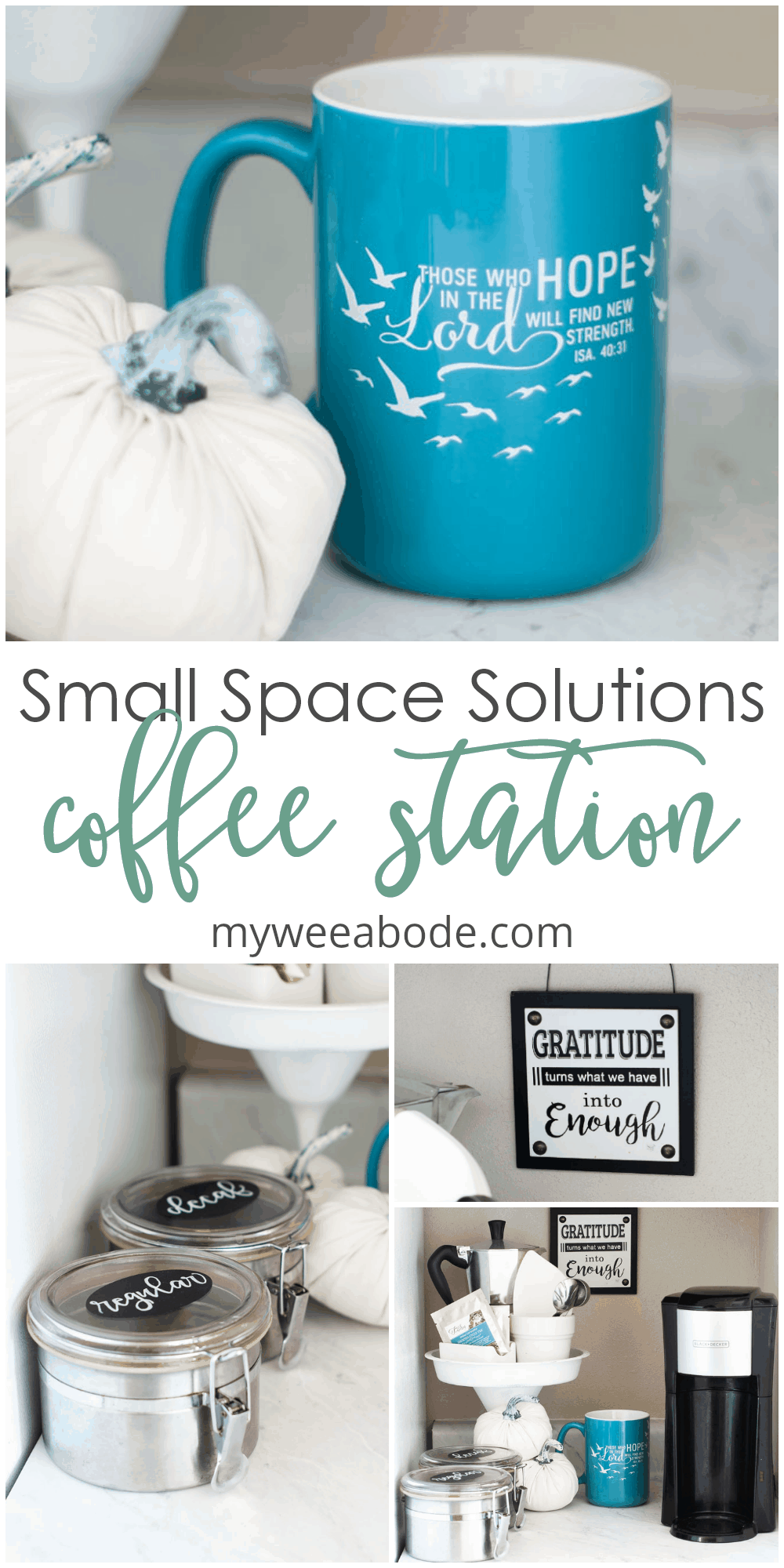 diy coffee station ideas for small spaces coffee station with coffee maker mug stainless steel canisters pumpkins cake plate with coffee accessories