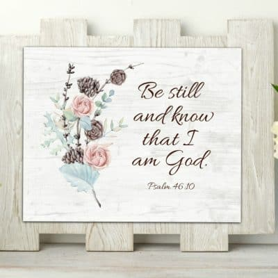 Sunday Be Stills Encouragement and Printables