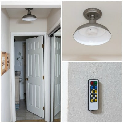 How to Install a Wireless Ceiling Light