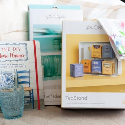 One Year Blogiversary In a Small Home and Giveaway!