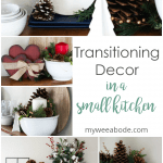 winter-valentine-decor-small-kitchen various photos of decor on open shelving