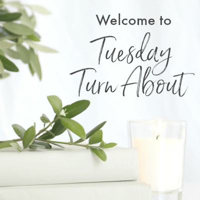 Tuesday Turn About the Link Party #1