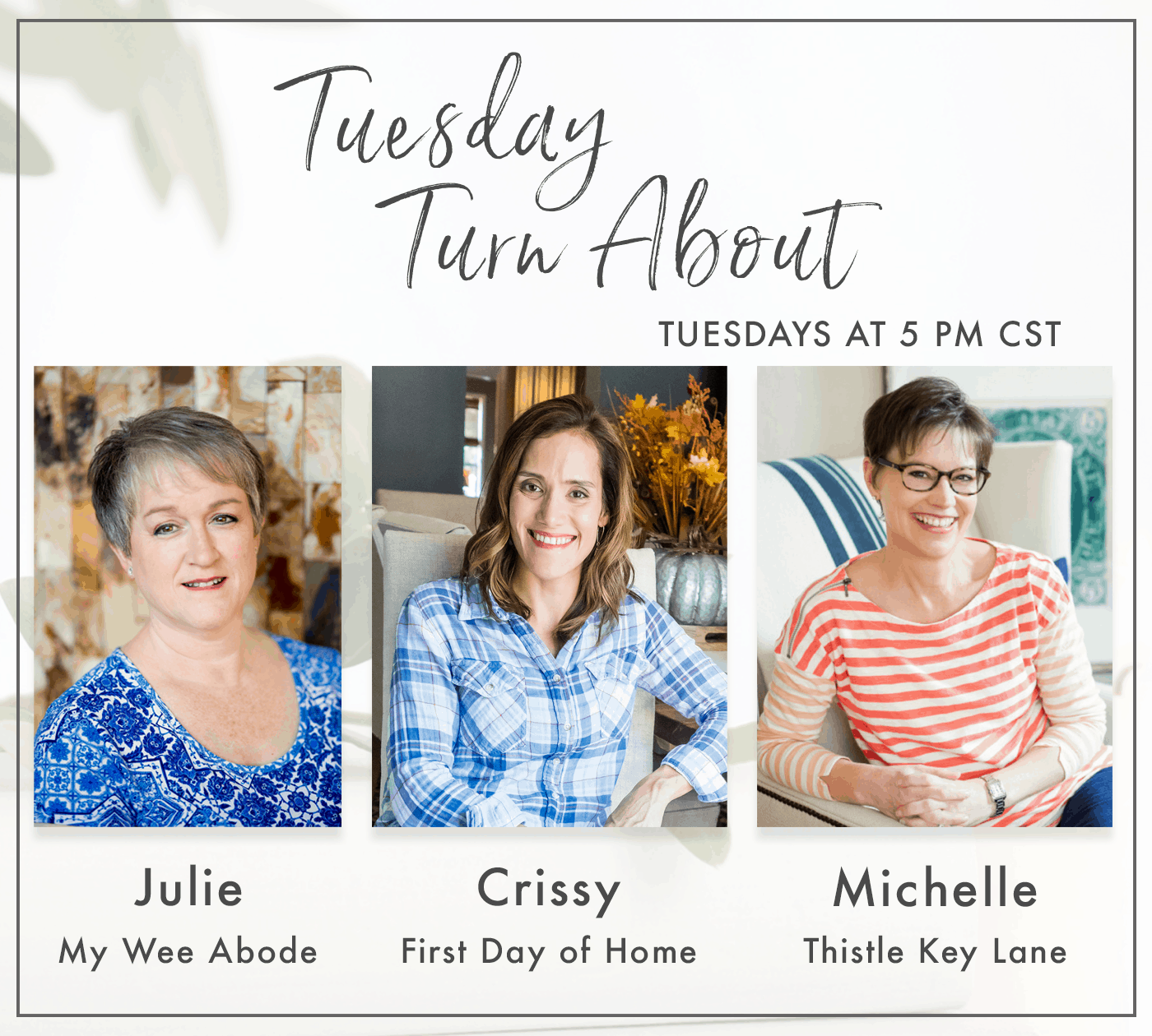 tuesday turn about hostess photos