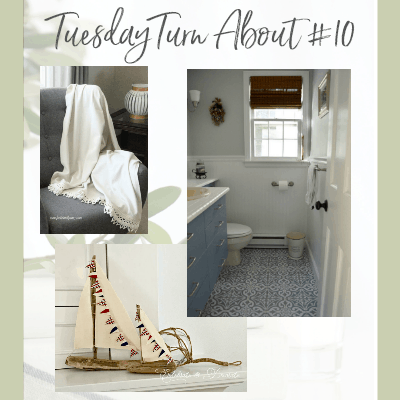 Tuesday Turn About #10 – Coastal Vibes