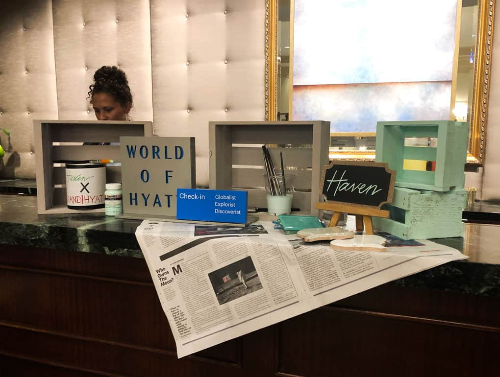 7 sure fire fails to avoid making at the haven conference hotel counter with decor items