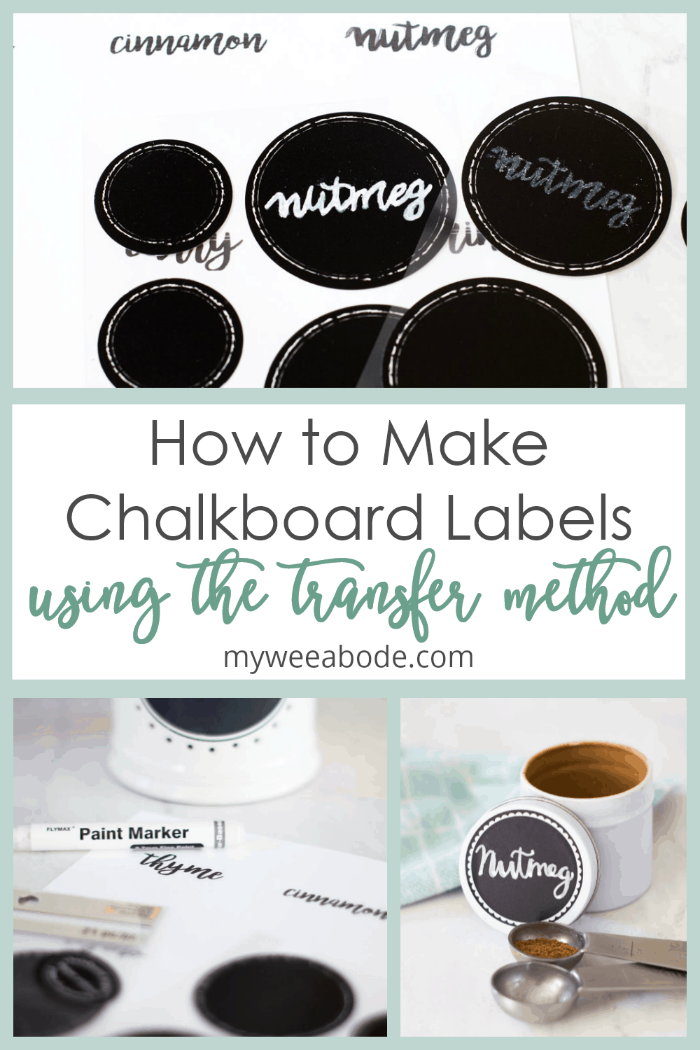 diy chalkboard font labels various picture of chalk labels and steps for diy