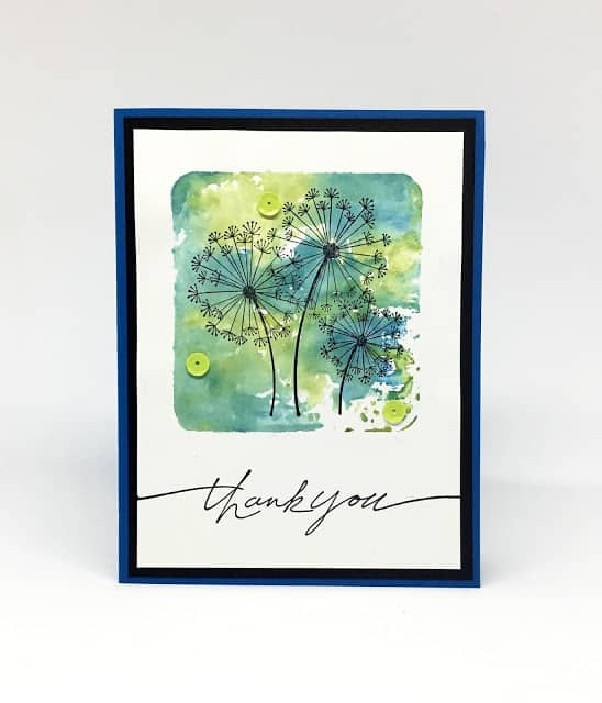 tuesday turn about 13 summer diy projects handmade dandelion card