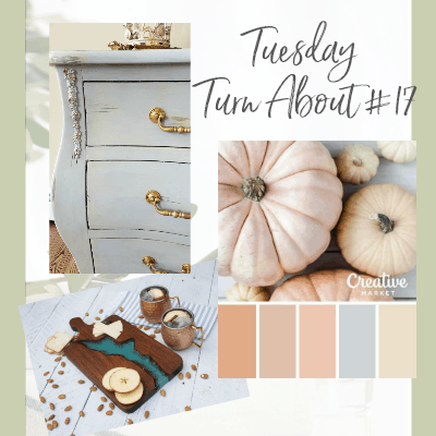 Tuesday Turn About #17 – Colorful Inspiration