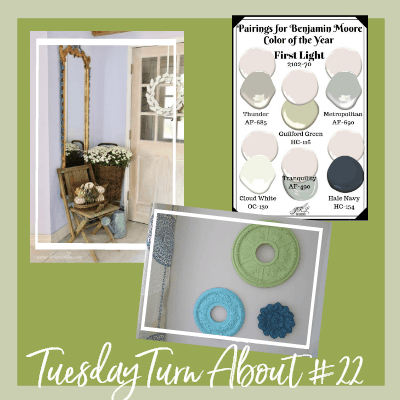 Tuesday Turn About #22 – Everyday Inspiration
