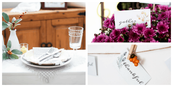 tuesday turn about 22 everyday inspiration photos of decor using placecards