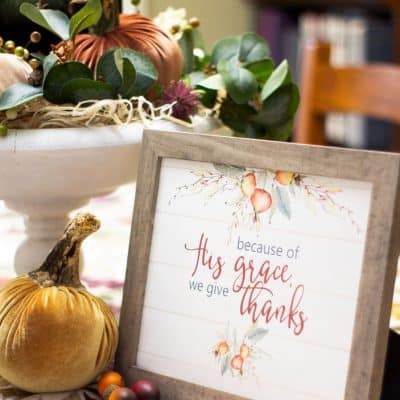 How to Easily Add Beauty to Your Holiday Table