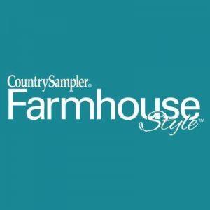farmhouse style magazine logo