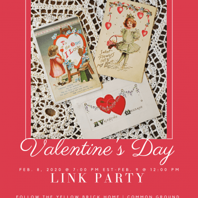 Valentine's Day Decor and Crafts Celebration