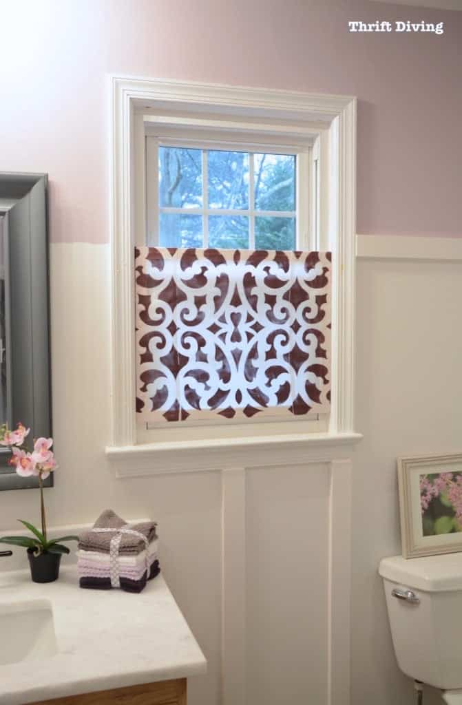 tuesday turn about 36 winter diys privacy screen in bathroom