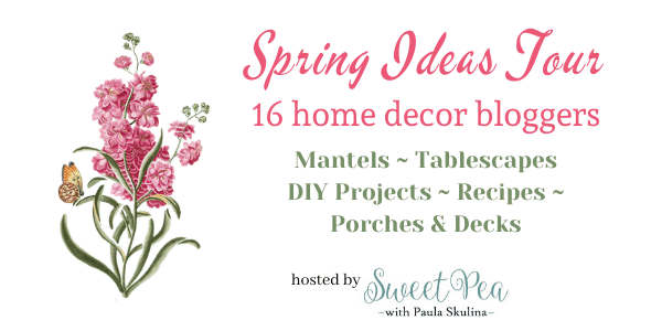 how to make the best lemon cheesecake spring ideas tour banner