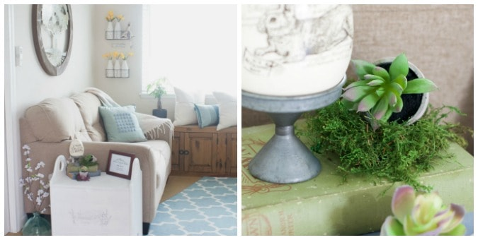 tuesday turn about farmhouse touches