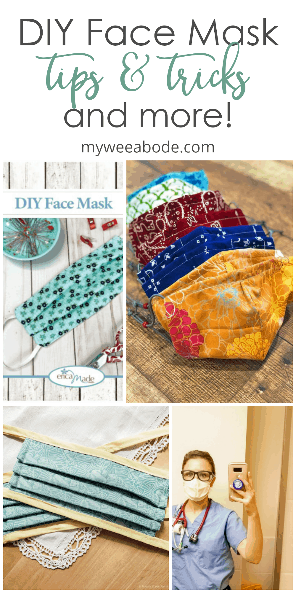 diy face mask tips green face mask on table