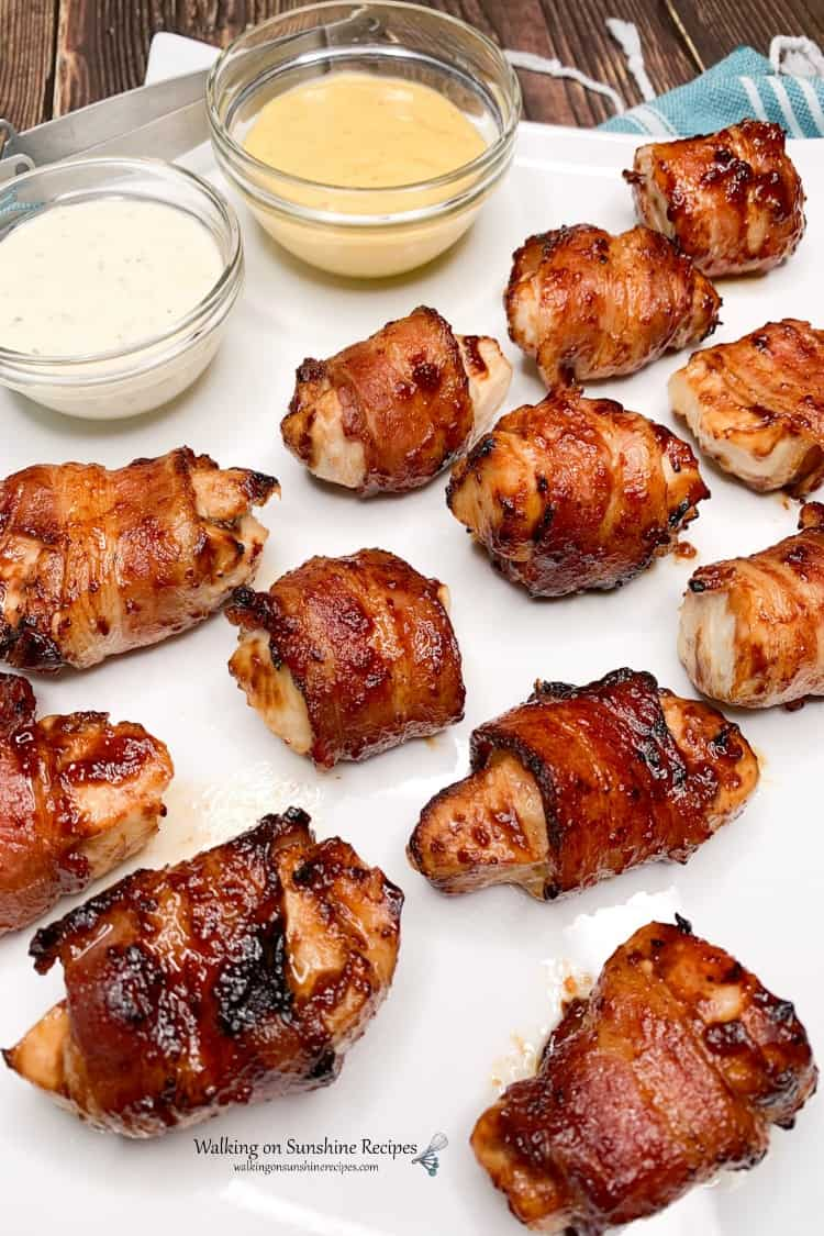 tuesday turn about 47 bacon wrapped chicken