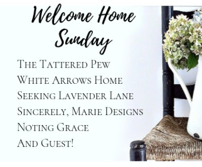 welcome home sunday banner