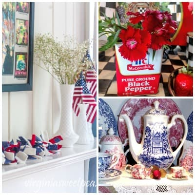 Tuesday Turn About #53 Patriotic Inspiration