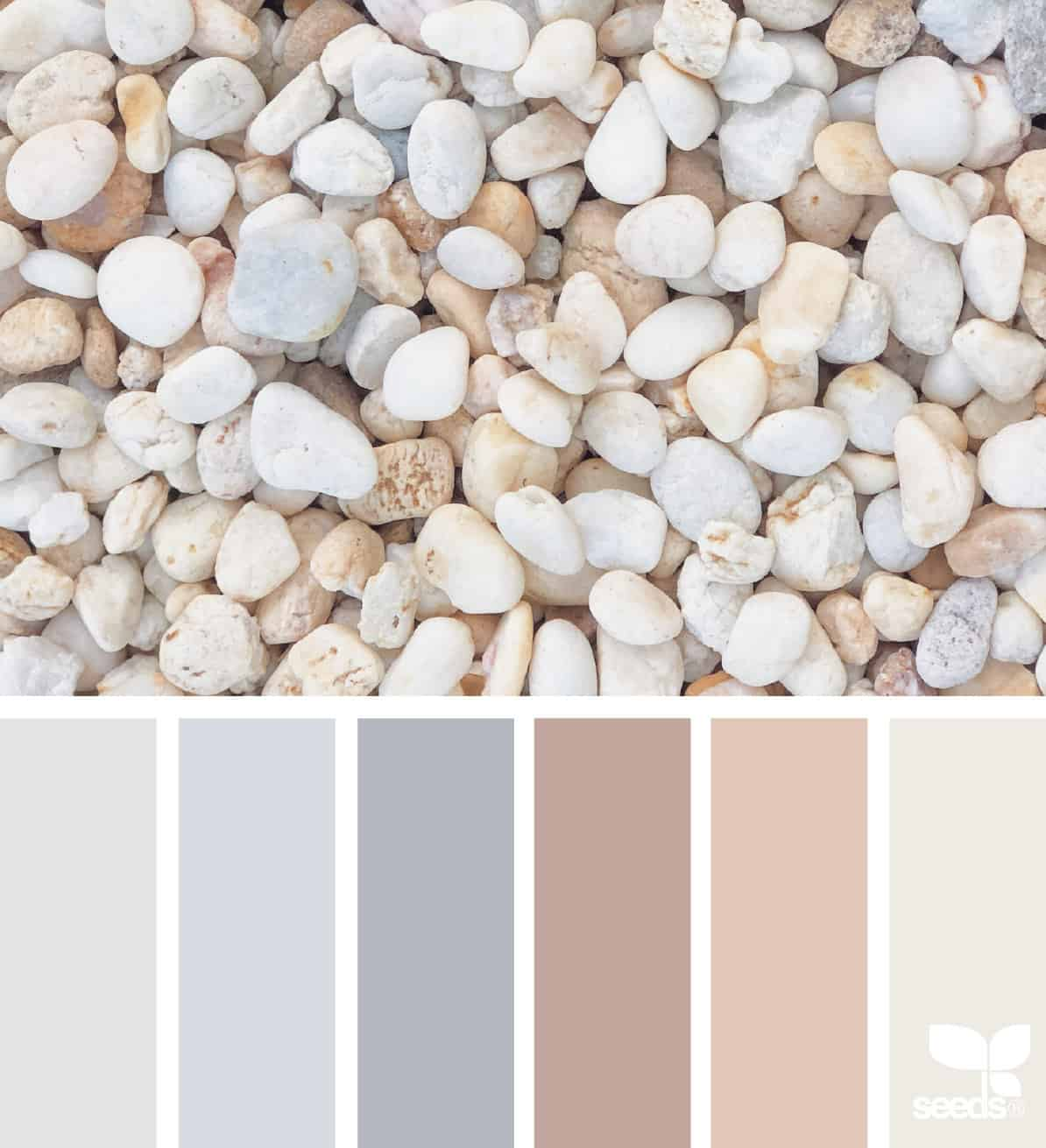 bathroom color schemes stones with color palette