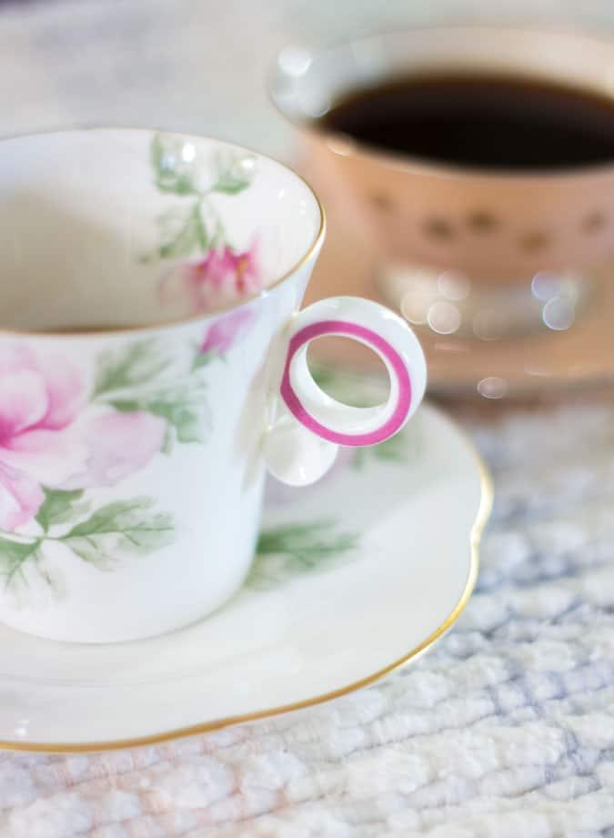 so cal traveling teacup handle closeup