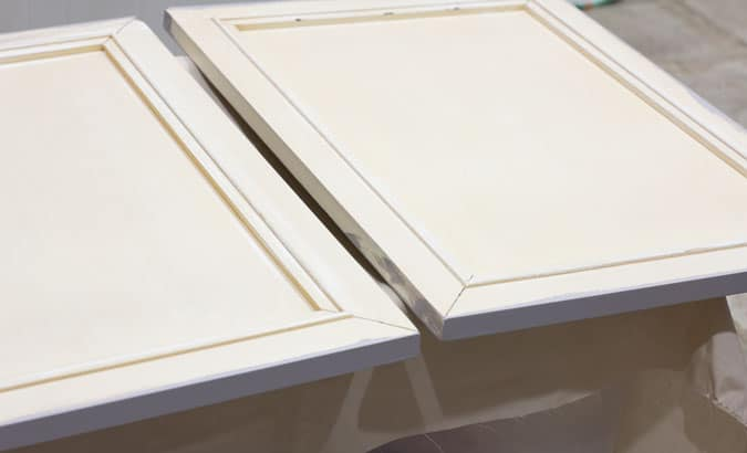 diy painted bathroom cabinets cabinet doors on plastic container