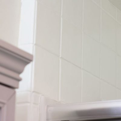 How to Paint Ugly Shower Tile with Amazing Results