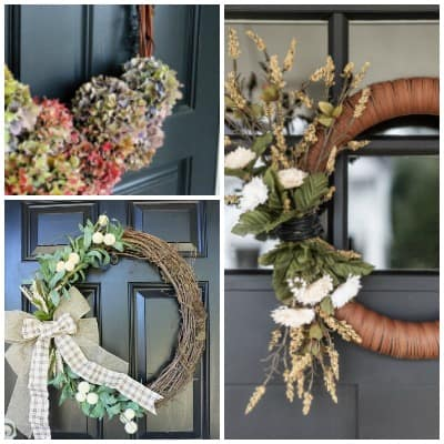 Tuesday Turn About #64 Fall Wreath Fun