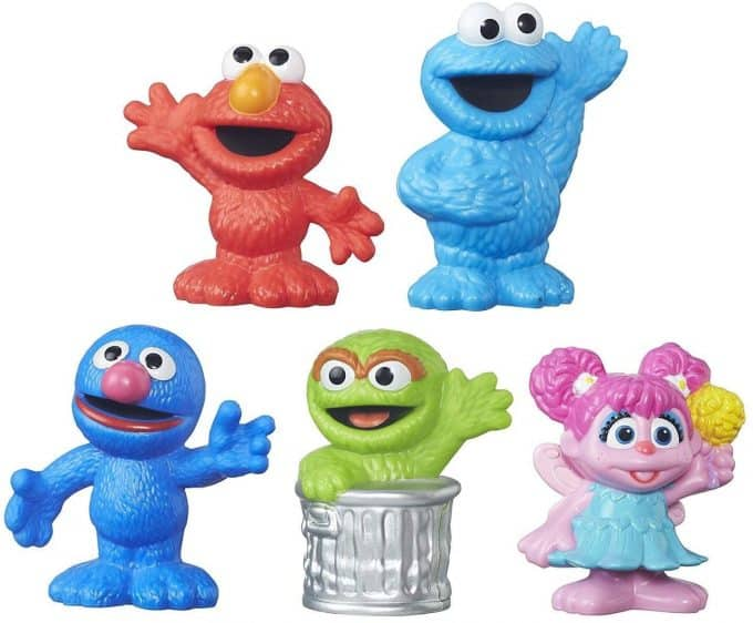 plastic childrens toy figures