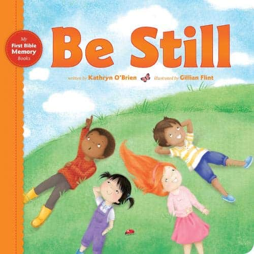 be still childrens book