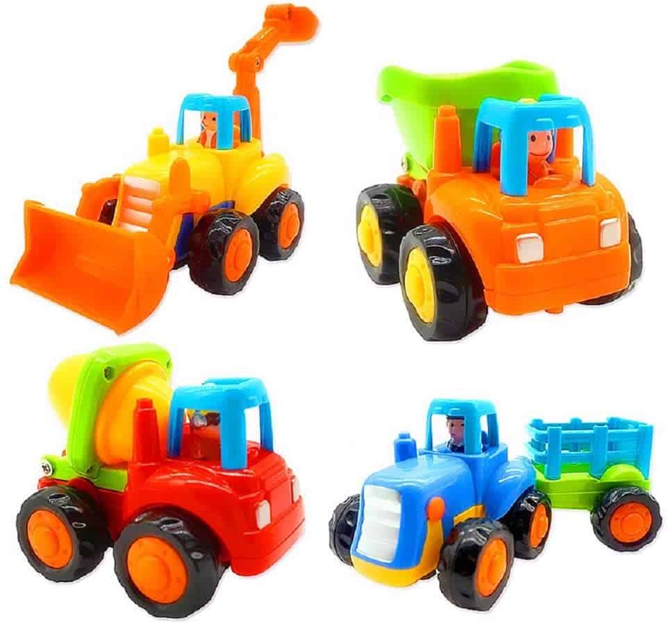 toddler construction truck toys