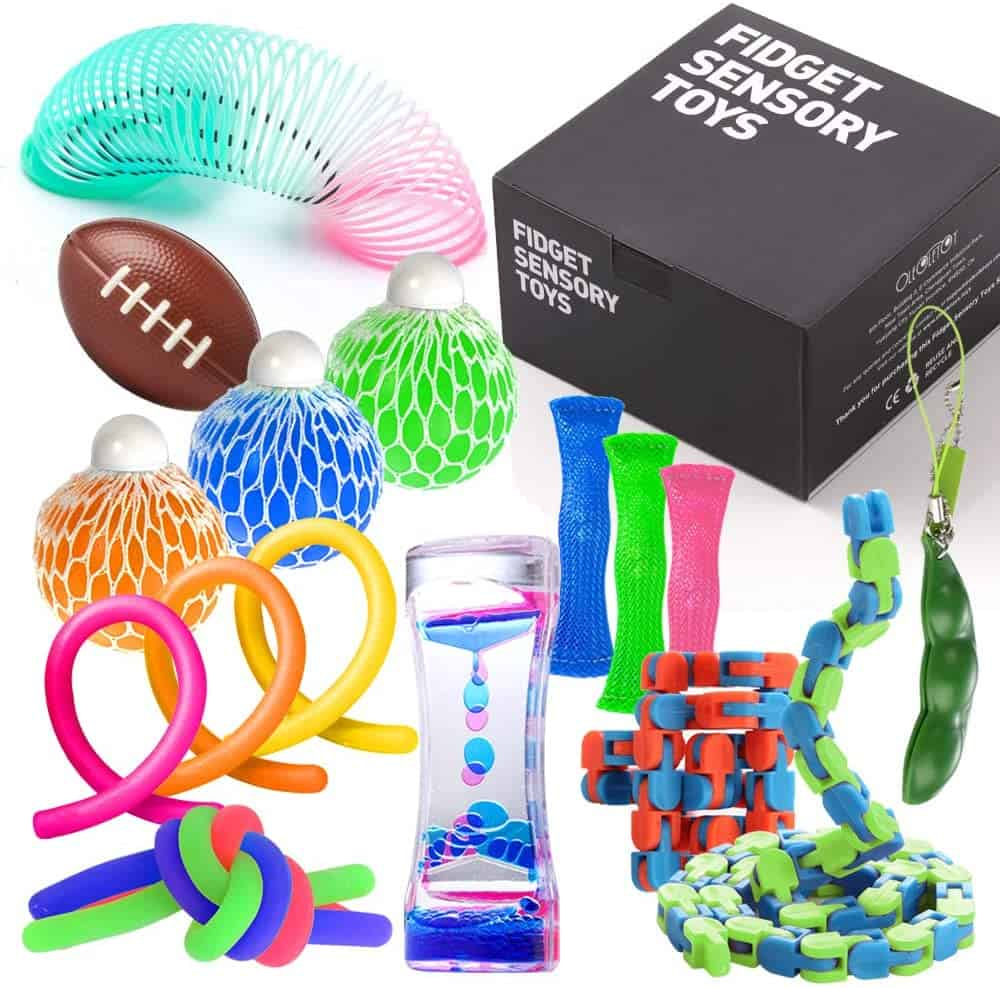 sensory fidget toys collection