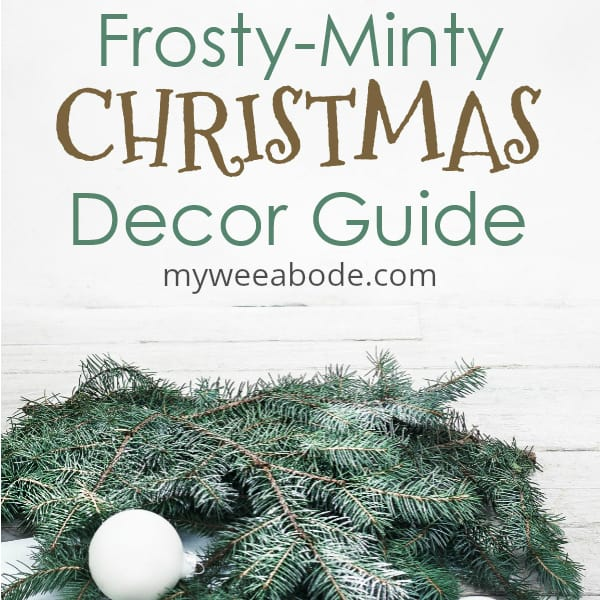 Frosty Mint Christmas Decor Guide