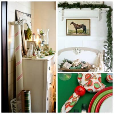 Tuesday Turn About #78 Christmas Ideas
