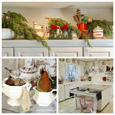 Tuesday Turn About #79 Christmas Kitchens