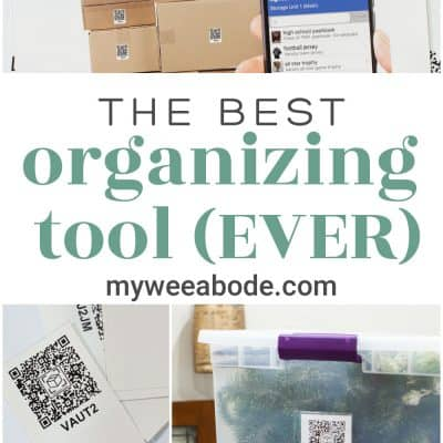 The Best Organizing Tool EVER