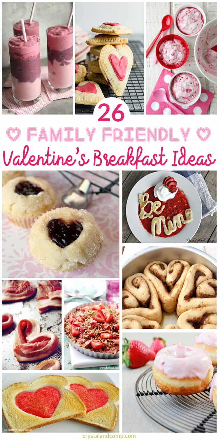 tuesday turn about 84 valentine love collage of breakfast recipes for valentines day