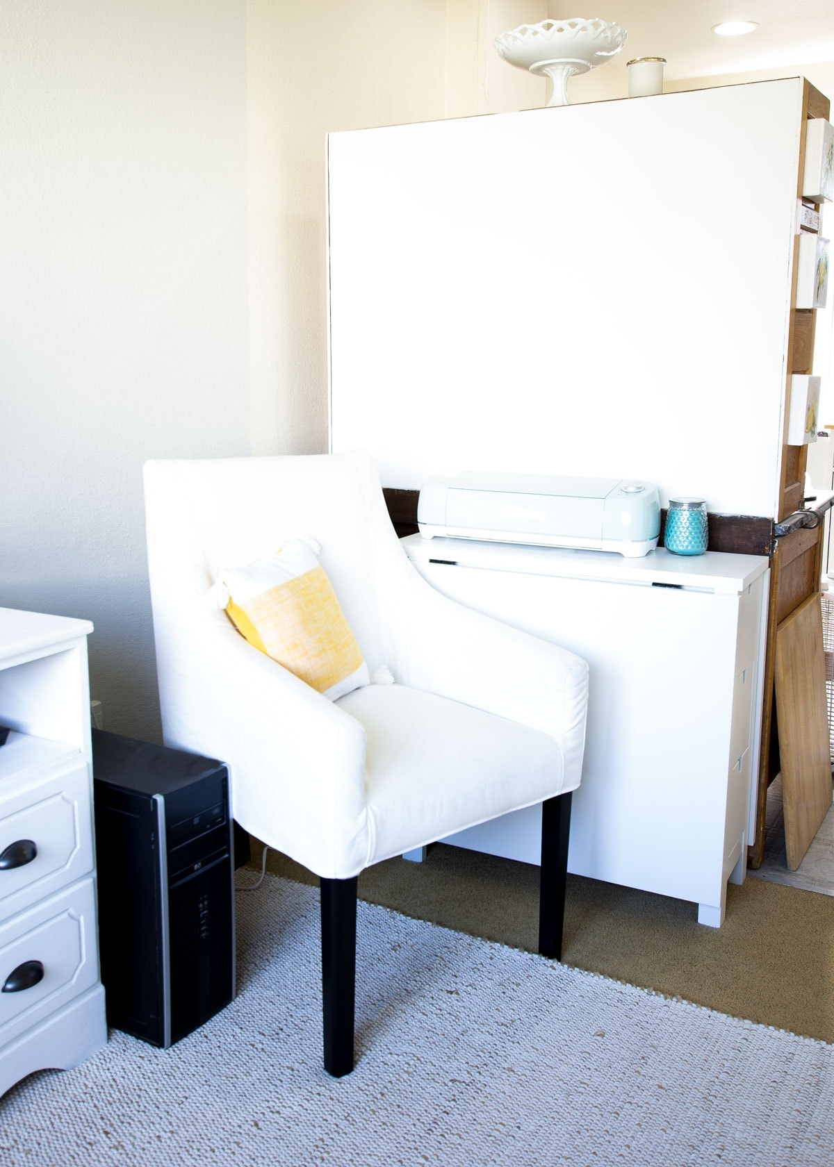 apartment summer decor tips corner tiny office with chair and drop leaf table