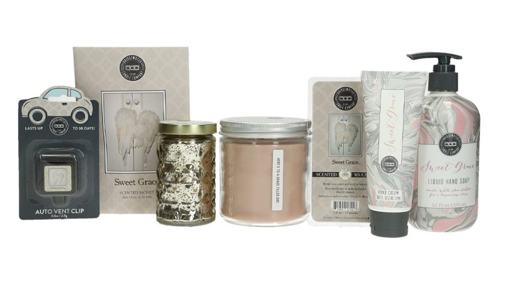 find your signature scent collection of home fragrance products