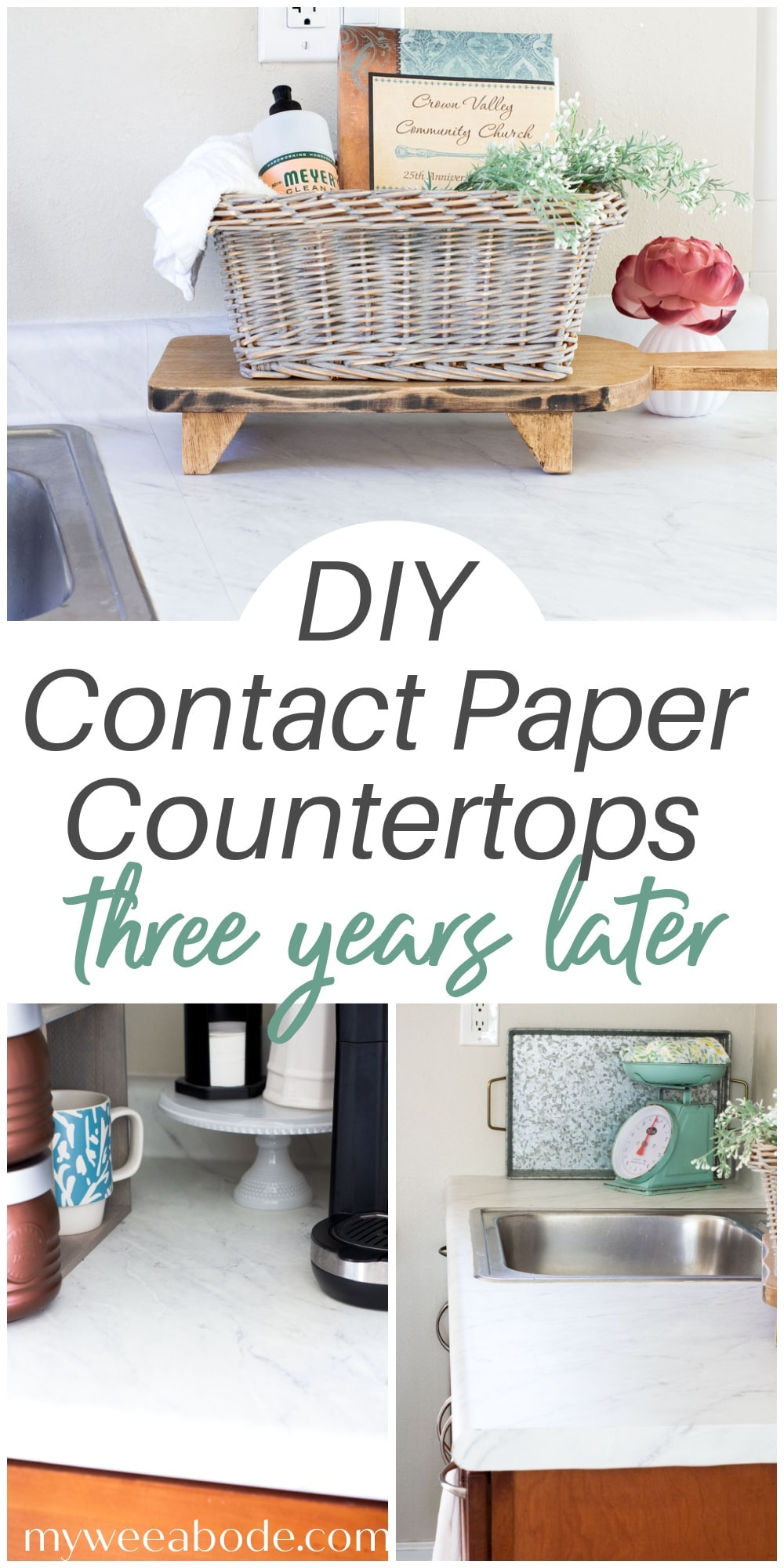 do contact paper countertops hold up collage of countertops