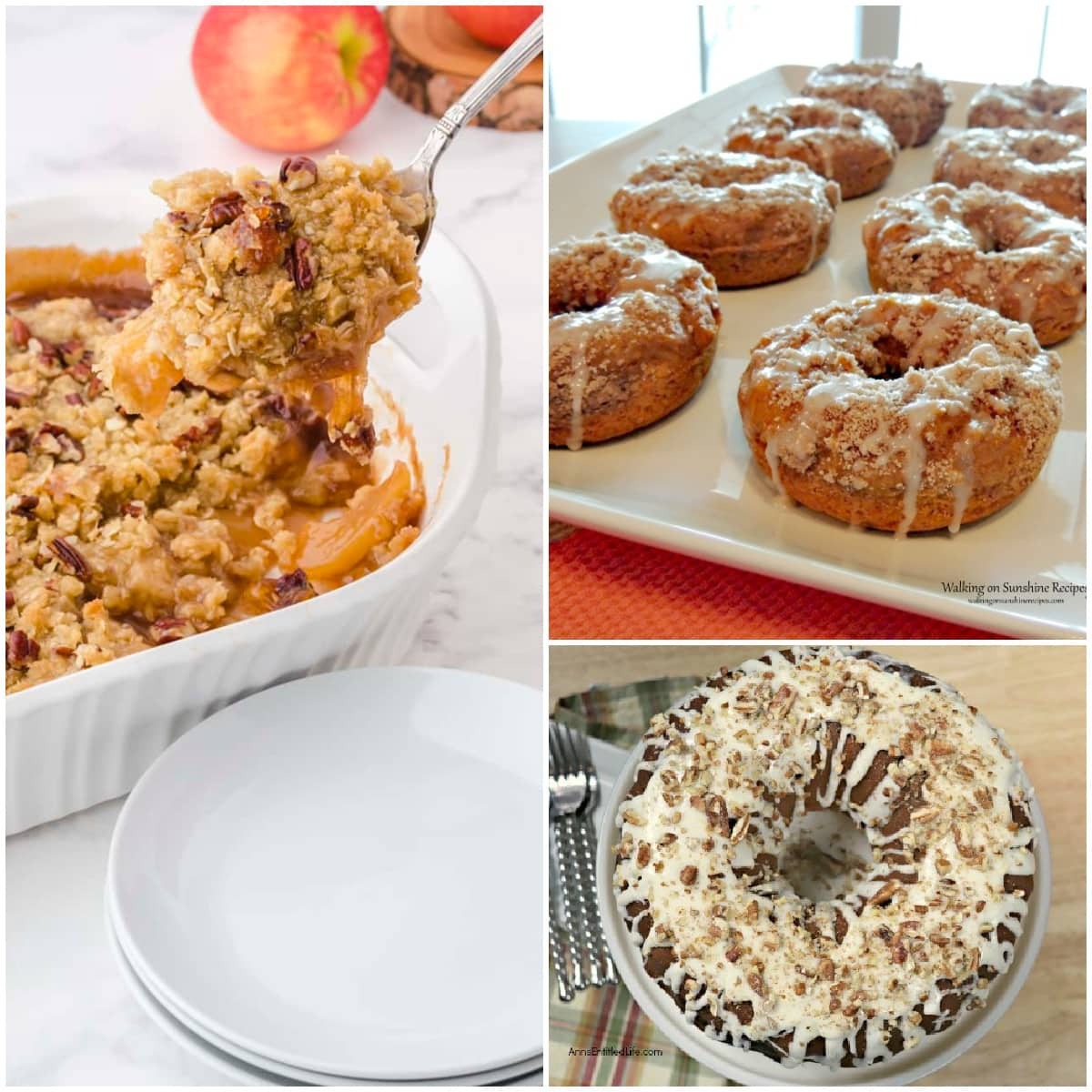 Tuesday Turn About #114 Fall Treats