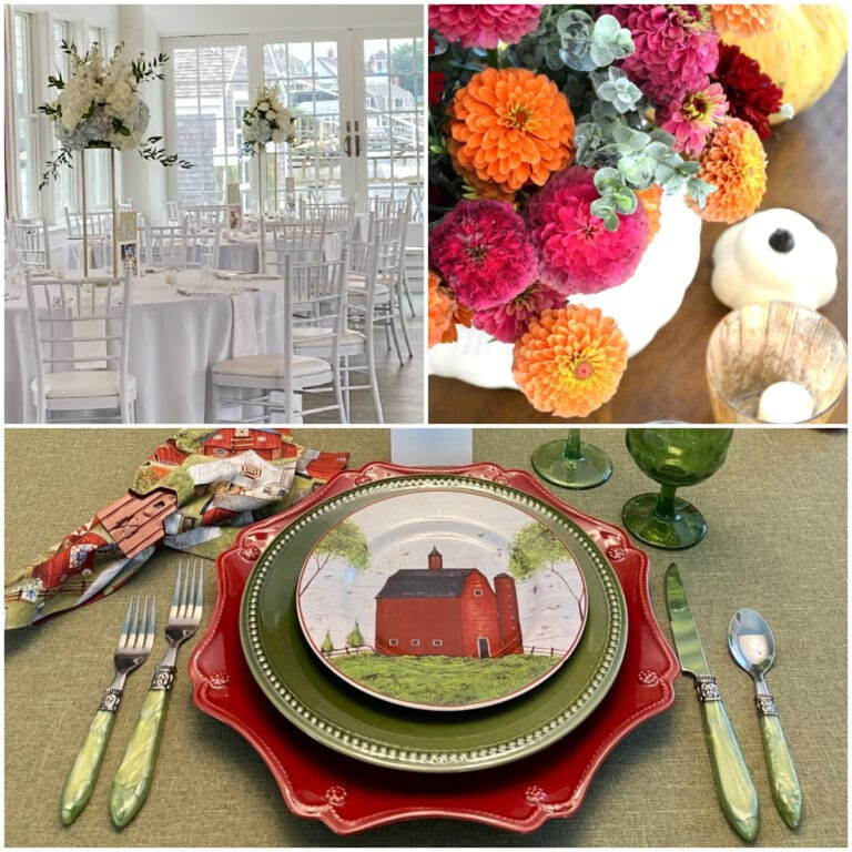 tuesday turn about 116 early fall tables collage