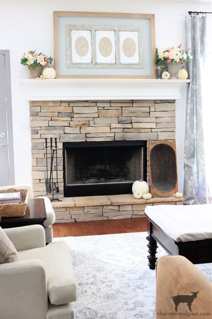 tuesday turn about 120 awesome autumn fireplace and mantel with fall decor